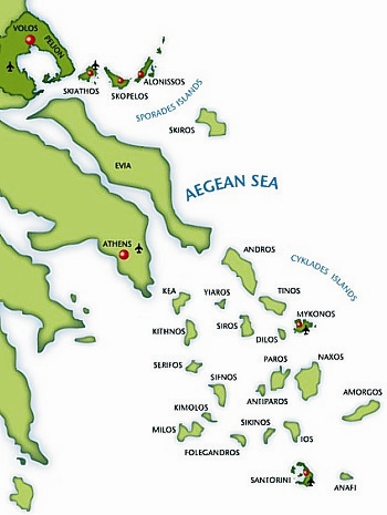 Aegean Islands
