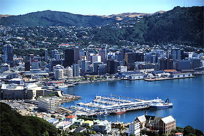 Wellington Marina and Ferry Port
